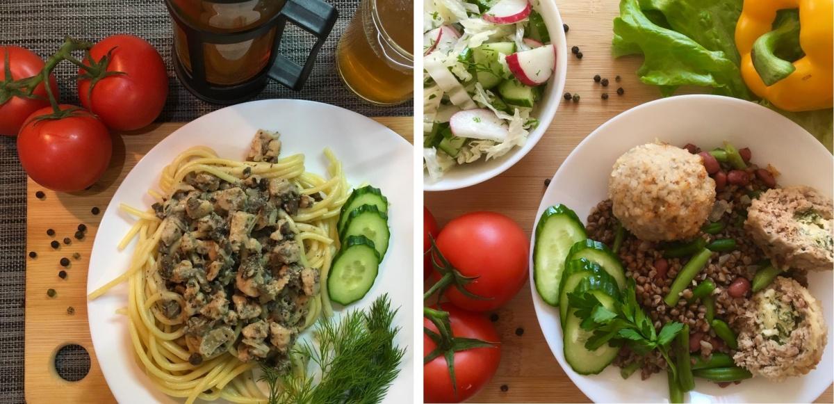 Весенняя феерия вкусов:известный ресторан позвал на булгур с мятой, митболы и ароматный чай