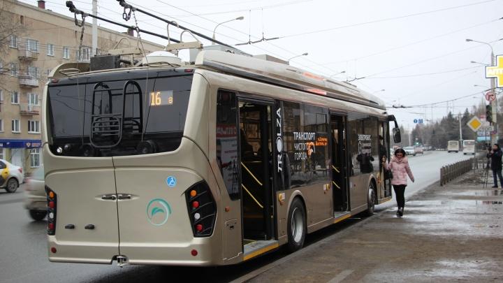 Стало известно расписание нового омского электробуса