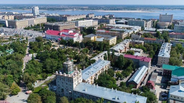 К вечеру в Волгограде обещают дожди и грозу, а днем — +30 °С и солнце