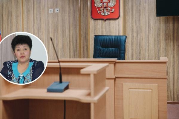 Прокуратура обнаружила махинацииКульбайрам Рахметовой в 2018 году. После чего на нее сразу же завели уголовное дело