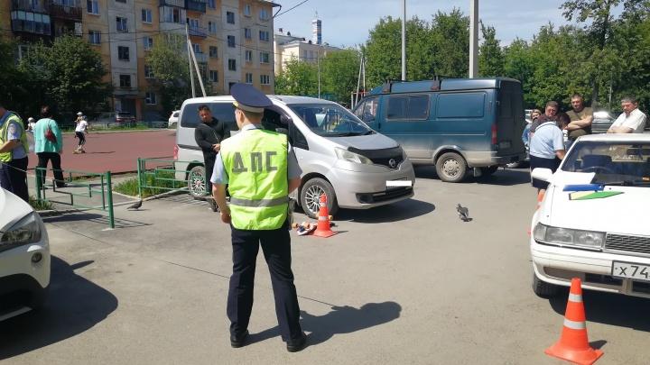 В Екатеринбурге в два раза выросло число аварий, где пострадали дети