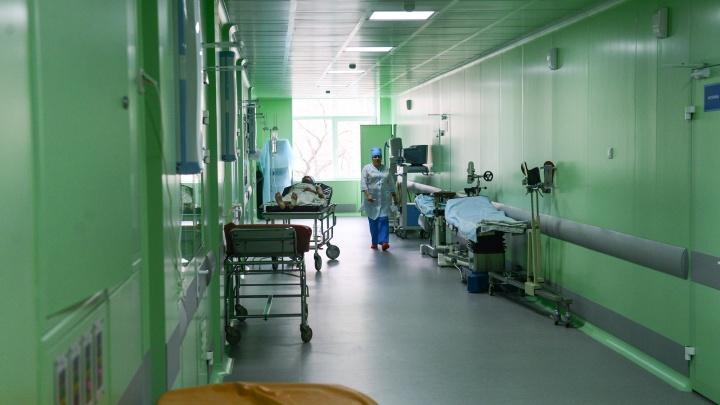 «Ревизорро: Медицинно» пытались ворваться в 36-ю больницу Екатеринбурга