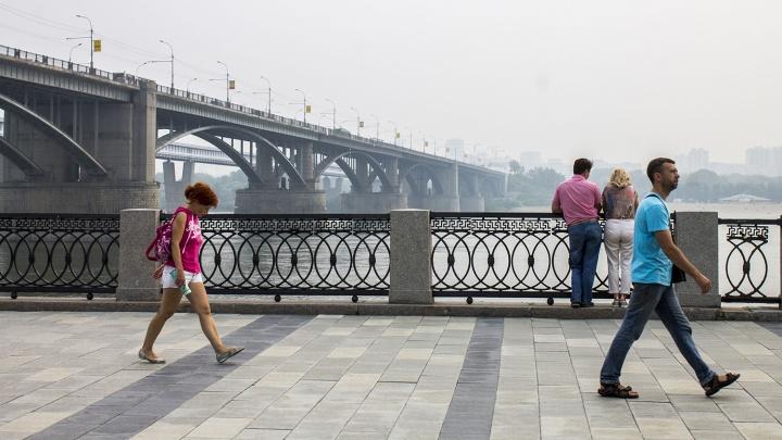 Противогаз не нужен: воздух в Новосибирске стал чище