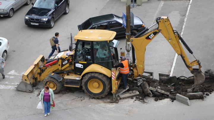 Движение на участке улицы Фрунзе перекроют до ноября