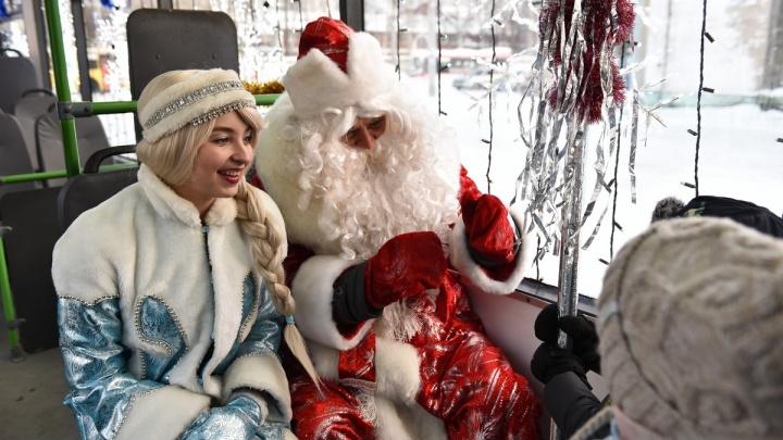 Ярославцам предлагают бесплатно отправить письмо Деду Морозу