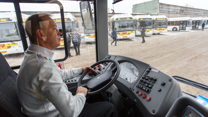 «Чем холоднее, тем реже они ездят»: волгоградцы полчаса прождали загруженные автобусы