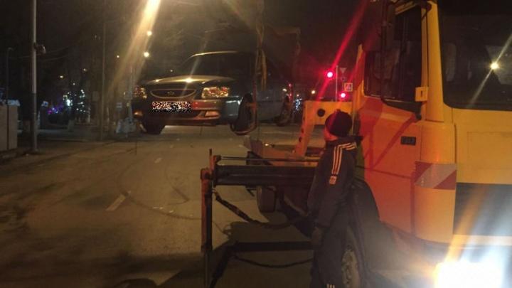 За выходные в Ростове полицейские задержали два десятка любителей пьяной езды
