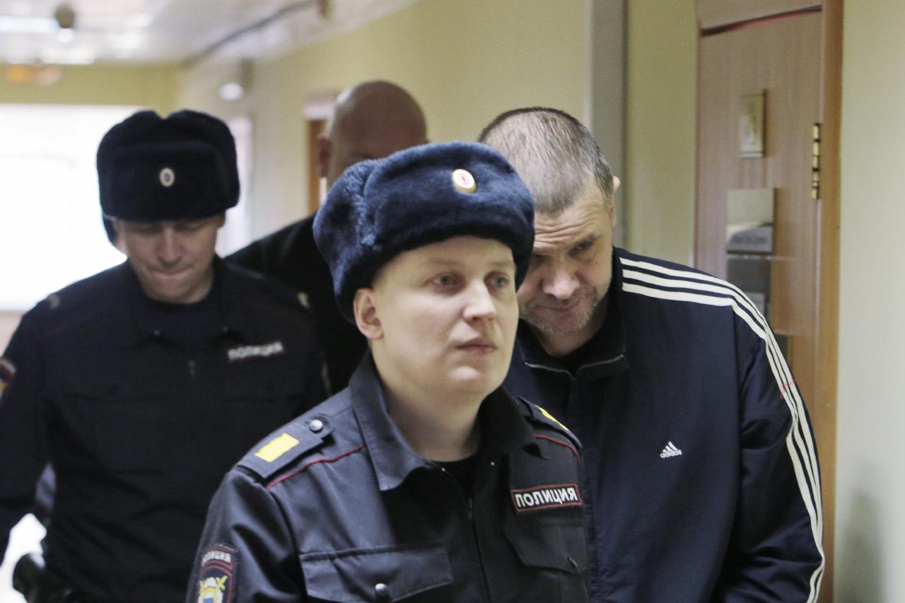 Свой срок Александр Козлов будет отбывать в колонии особого режима