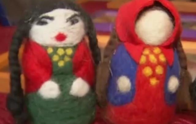 Башкирские сувениры из шерсти заинтересовали покупателей из Германии, Франции и США