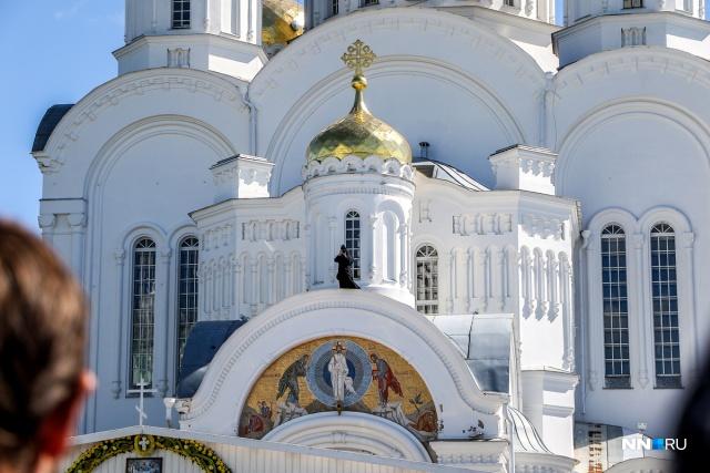 «Из Сибири приезжают». Торжества в Дивеево объединили всех (фоторепортаж)