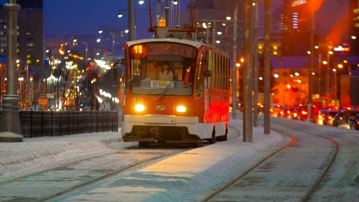 """""""Может, обратно всё вернут?"""": жители ВИЗа оценили новую трамвайную линию на Татищева"""