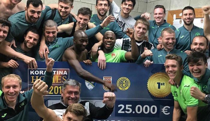 Футболисты «Уфы» за два дня на Кипре заработали 25 тысяч евро