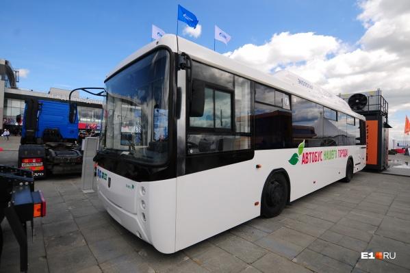 Автобусы до выставочного центра и обратно будут курсировать с 08:00 до 20:00