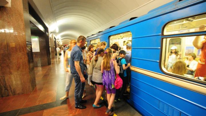Без метро никак: 92% читателей E1.RU заявили, что им жизненно необходима вторая ветка подземки