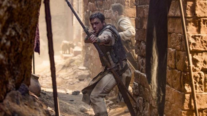Снова на экране: «Киномакс» приглашает посмотреть новую версию «Робина Гуда»