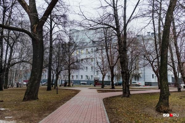 Большую часть недели в Прикамье будет теплая для ноября погода