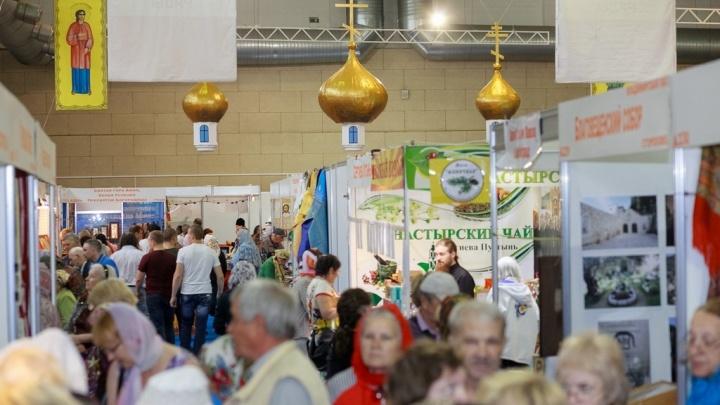 Освоить азы колокольного звона можно на выставке «Сибирь православная»
