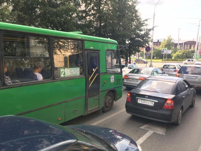 Автобусы перестанут выходить на линию с 1 августа