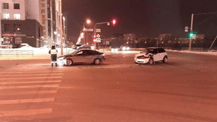 В Уфе из-за пьяного водителя в ДТП пострадал 14-летний ребенок, с травмами его госпитализировали
