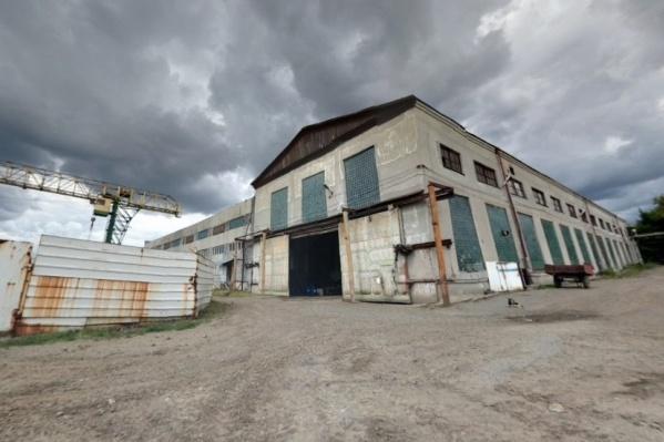 Несчастный случай произошел на территории завода