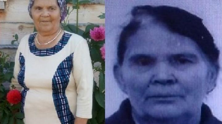 В Башкирии обнаружили тело пропавшей 81-летней пенсионерки