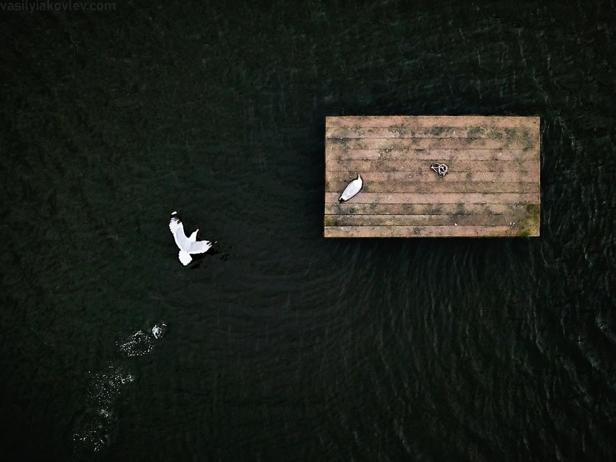 Екатеринбуржец снял Магнитогорск с дрона так, будто это Ницца: 15 атмосферных фото