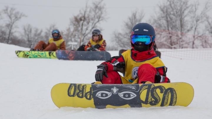 Юные сноубордисты России приедут в Башкирию на соревнования