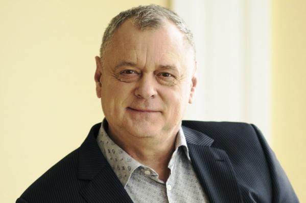 Алексей Туркалов приехал в Ярославль работать в театре Волкова в конце прошлого года