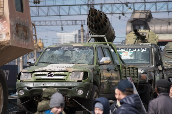 Всего поезд-музей приедет в 59 городов по всей России