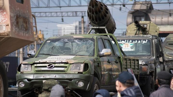 В Архангельск едет «Сирийский перелом»: горожанам споют и покажут оружие террористов