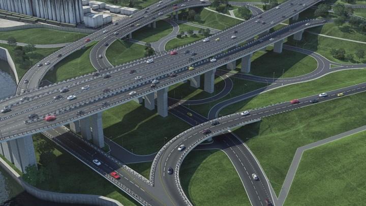 Определено место первого пешеходного моста через Волочаевскую