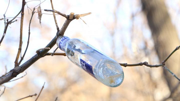 Человек против бутылки: нижегородцы запустили экологический челлендж в Instagram
