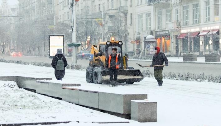 Донских коммунальщиков оштрафовали на пять миллионов за плохую уборку снега