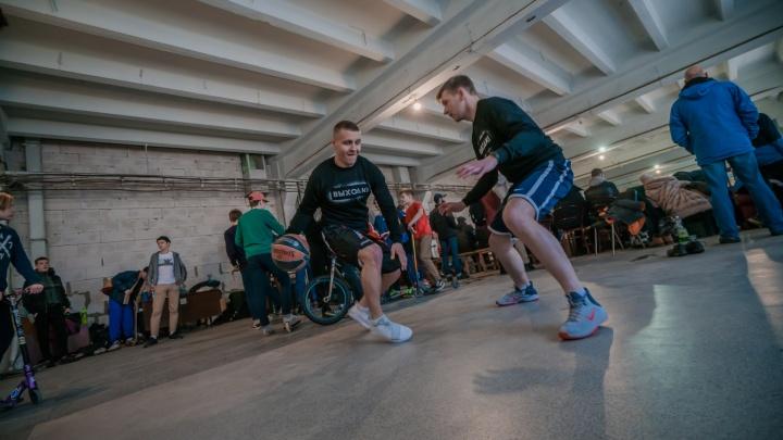 Экстрим-парк, батуты и граффити: в эту субботу Архангельск откроет летний спортивный сезон