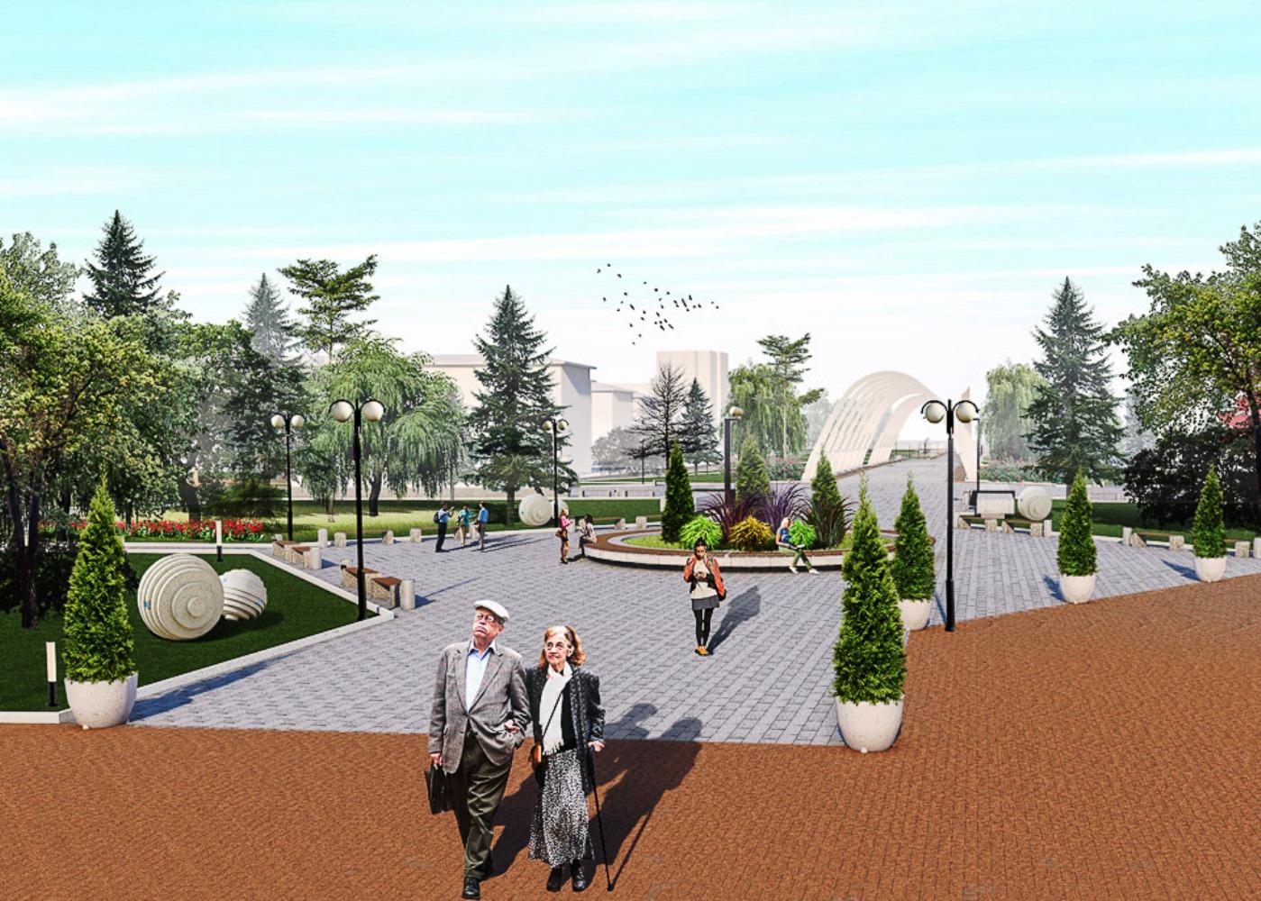 Дизайн-проект бульвара Победы занял первое место в голосовании омичей