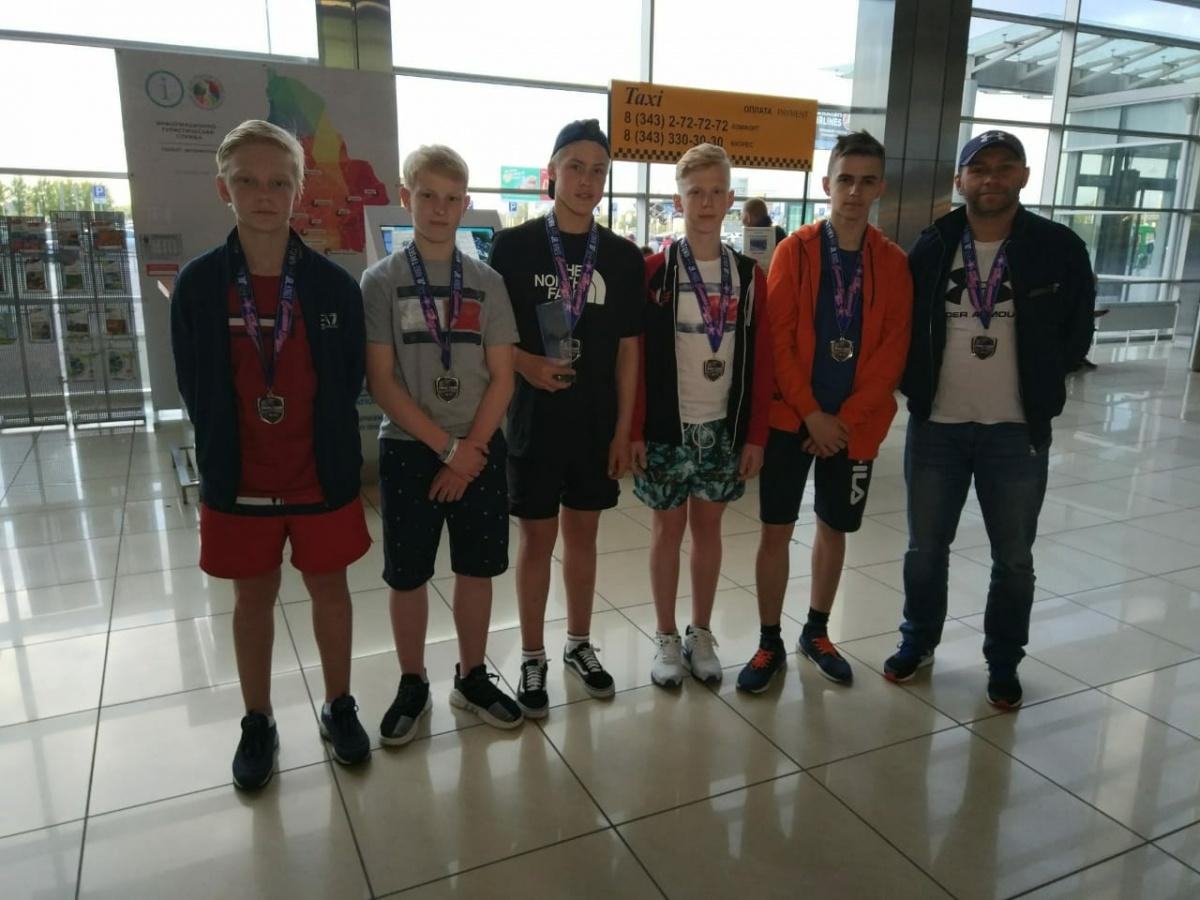 Детская команда «Автомобилиста» выиграла международный турнир в Лос-Анджелесе