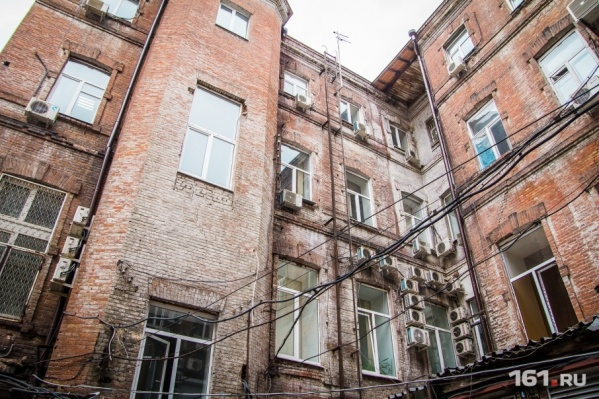 В домах отремонтируют фасады, крыши и систему водоснабжения