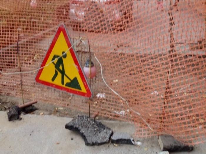 Мэр хочет проверить, как привели в порядок газоны и тротуары после летнего ремонта теплосетей