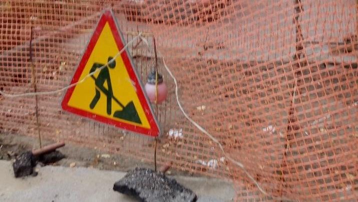 Закопайте обратно: мэр решил проверить газоны и тротуары после ремонта теплотрасс