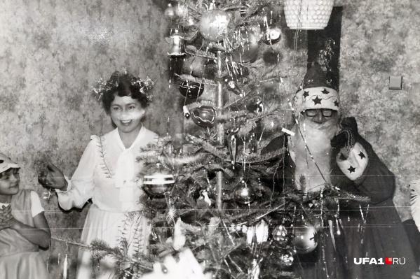В СССР искусственные елки были большой редкостью