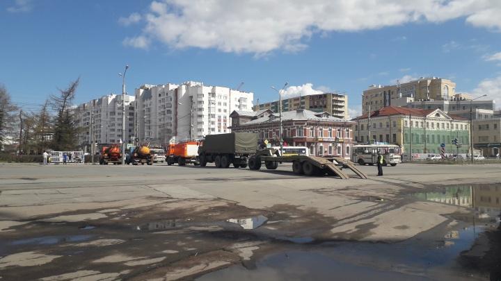 Фестиваль, марафон и День города: праздники в выходные изменят движение транспорта в Архангельске