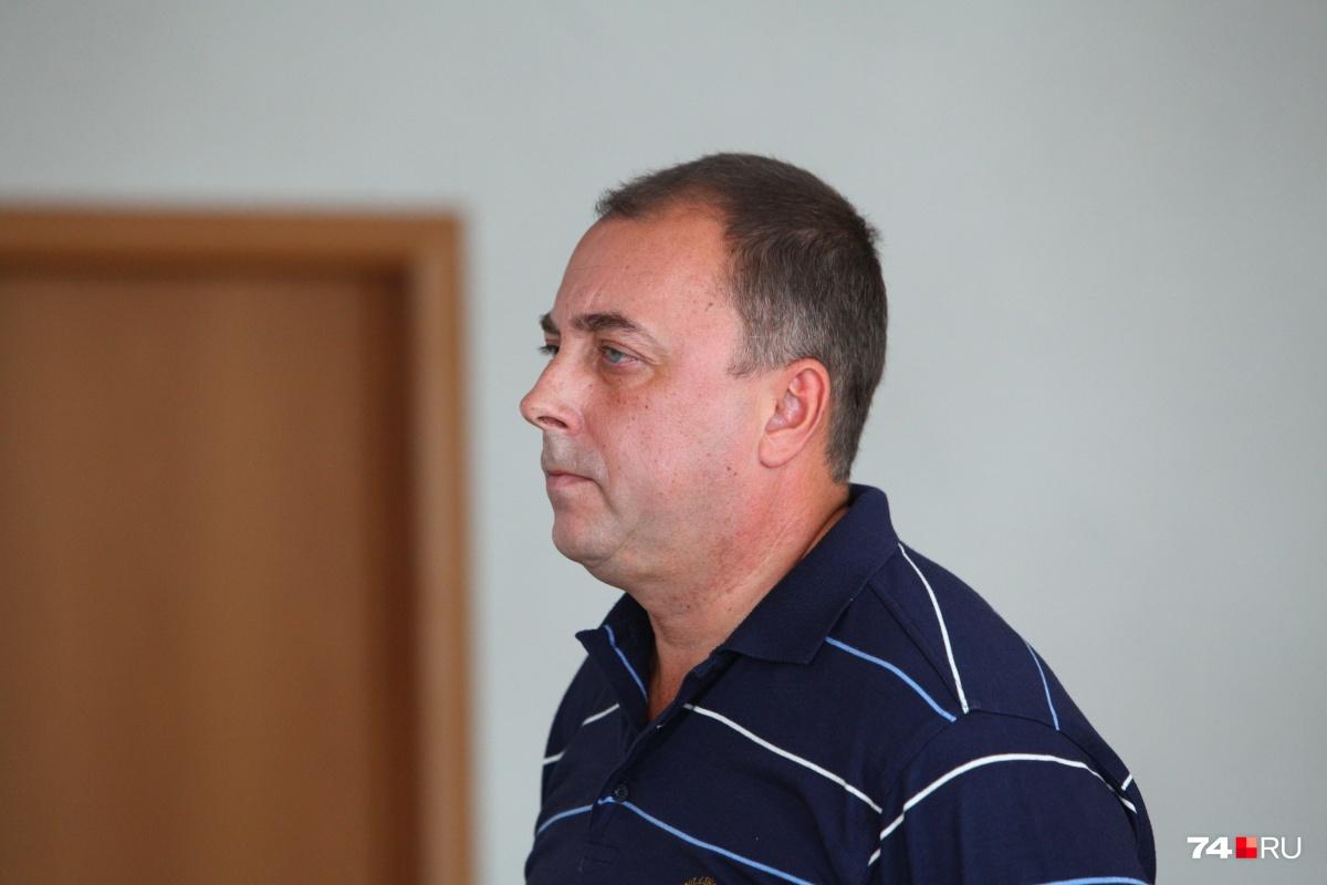 Виталий Тесленко освободился условно-досрочно в августе прошлого года