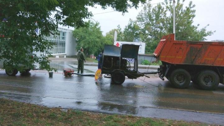 В Уфе на улице Кирова отключат воду