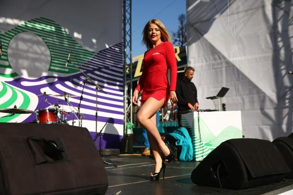 Алина Федотова обошла 9 конкуренток