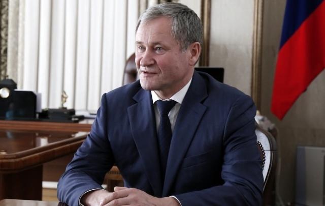 Алексей Кокорин: нужно наводить порядок в сфере имущественных и земельных отношений