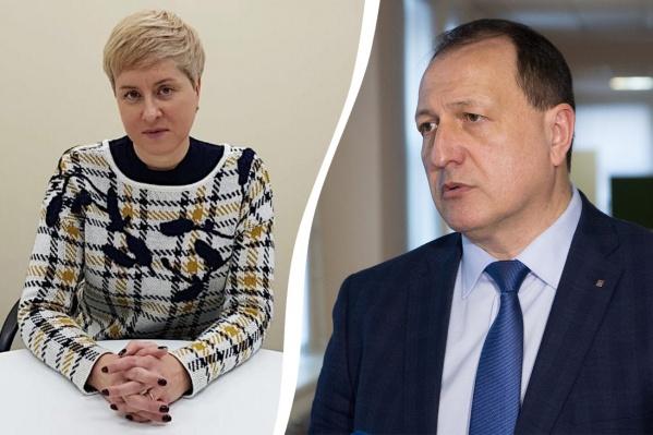 Наталья Ржевская стала замом Маркова летом