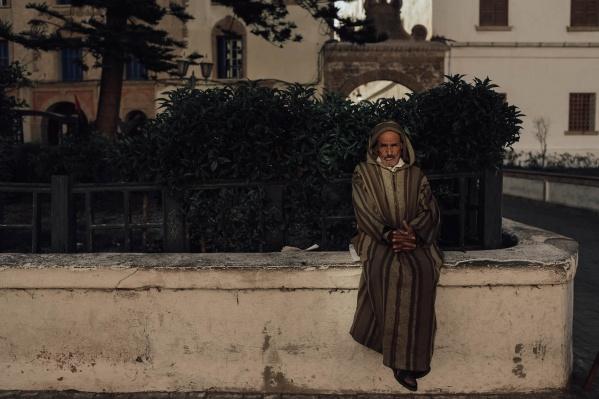 На выставке будет блок фотографий, показывающий бедность жителей Марокко