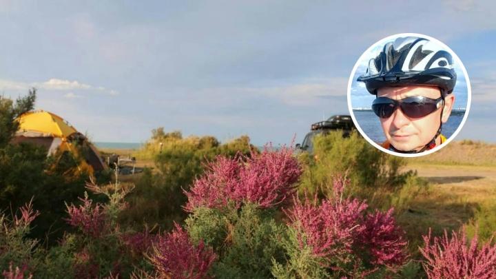 Пермский путешественник проедет на велосипеде из Перми в Таиланд и обратно