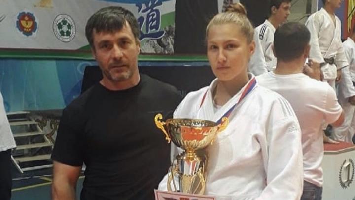 Минута — и золото наше: волгоградская дзюдоистка взяла главную награду международного турнира