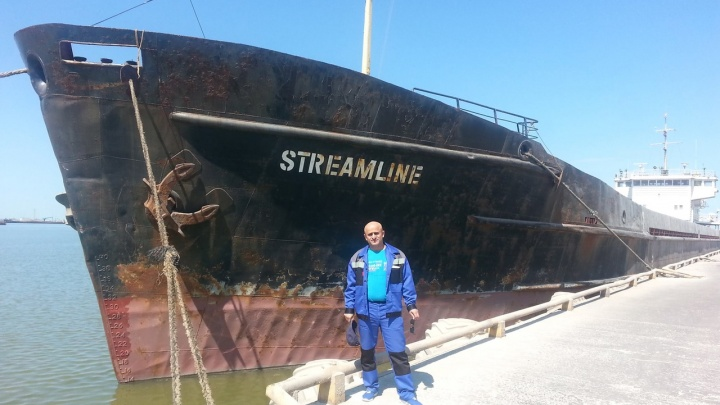 В Турции сняли арест с грузового судна Streamline, на котором находились донские моряки